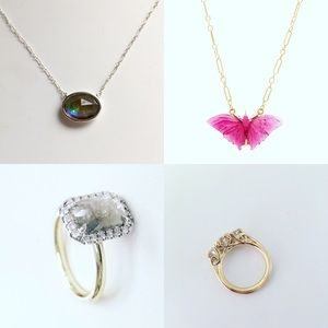 Jewelry - Multi Jewels Fine* Quality Various Items